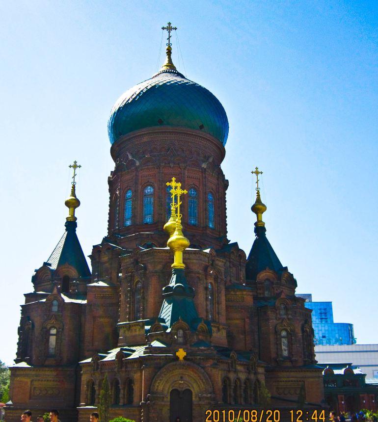 圣索菲亚大教堂,哈尔滨圣索菲亚大教堂攻略/地址