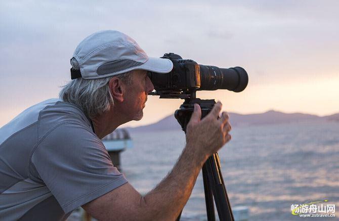 与游记摄影师相遇在莲花洋边-珠海攻略老外【从舟山去北京自助游攻略图片