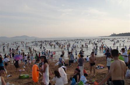 苏州,青岛短暂的三日自驾游