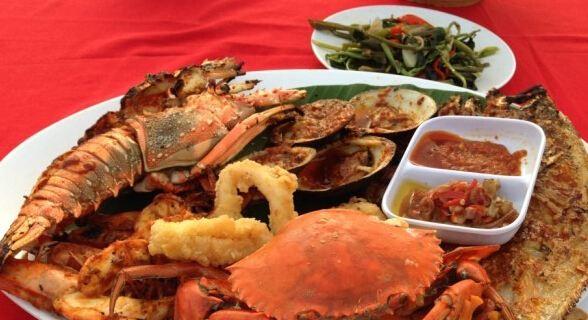 金巴兰海滩烧烤-点评,地址,推荐菜,电话巴厘岛餐馆
