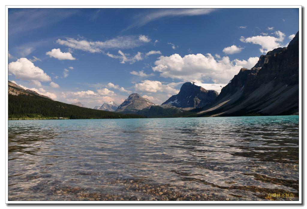观看 游记/冰川大道上还有其它很多著名的景点,如Crowfoot Glacier、Hector...