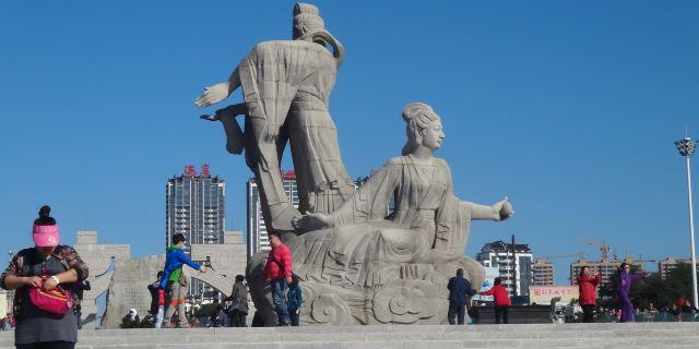 锦州笔架山风景区_锦州