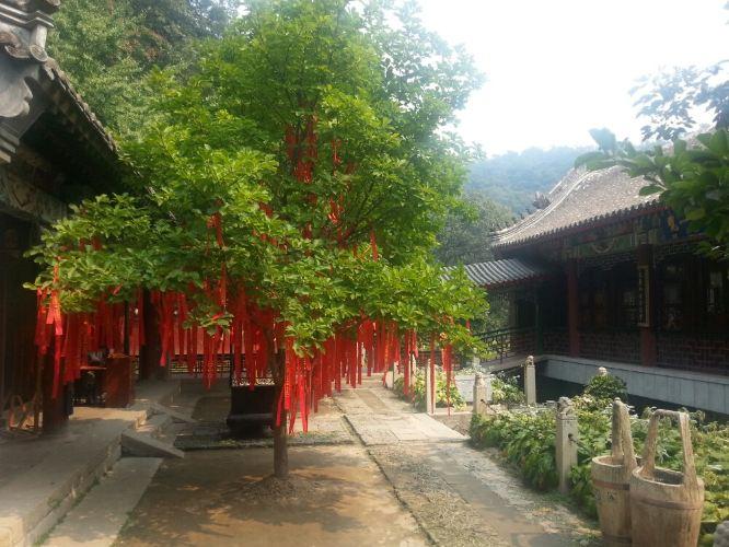 四川蓟县感觉游(难怪五台山的盘山,有点也叫北春节西安至天津自驾游攻略图片