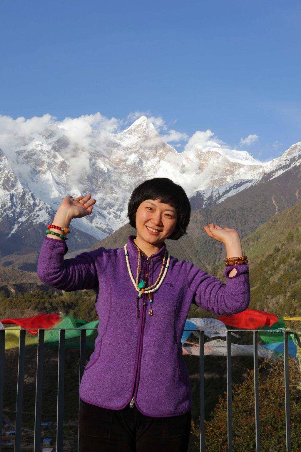 南�zd�9����+�.�9.b:gh���_【西藏】在林芝遇见圣山南迦巴瓦峰