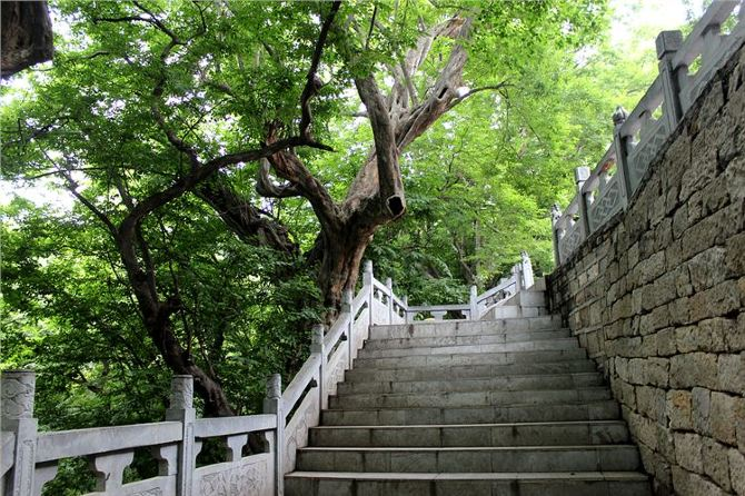 宿州市萧县皇藏峪_