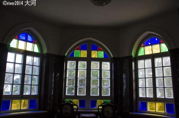 欧式教堂窗户玻璃贴图