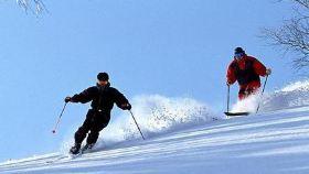 铁力日月峡滑雪场