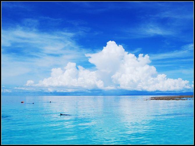 一起看海的日子-马来西亚沙巴仙本那海岛游(中)
