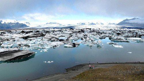 冰岛东部区图片