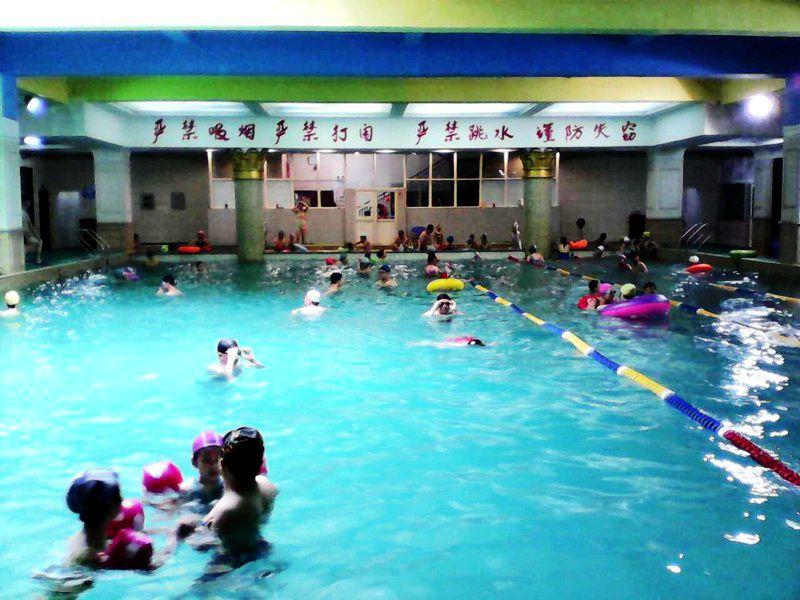 兰乔圣菲游泳馆