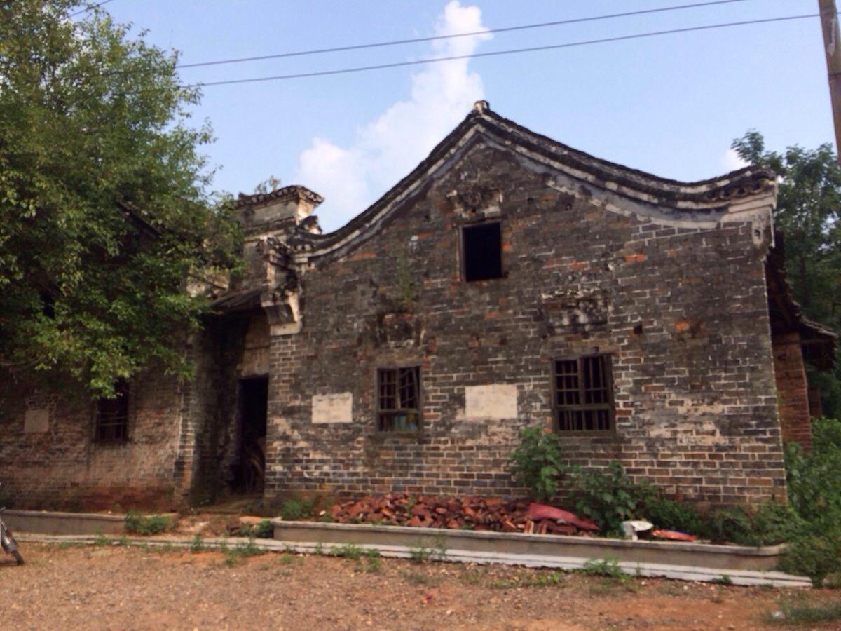 旅行摄影大赛#湘南乡村