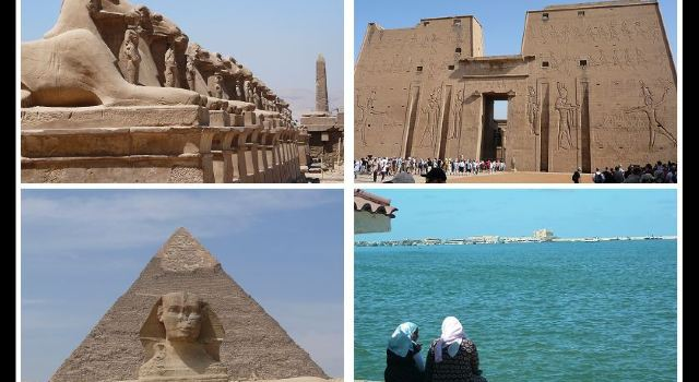 我的2008春秋国旅跟团埃及五星游轮8日游另类游记及报