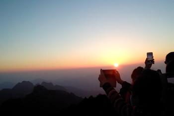 10月独自黄山旅游2日实用路线和爬山信息上海格斗解说游戏视频通关图片