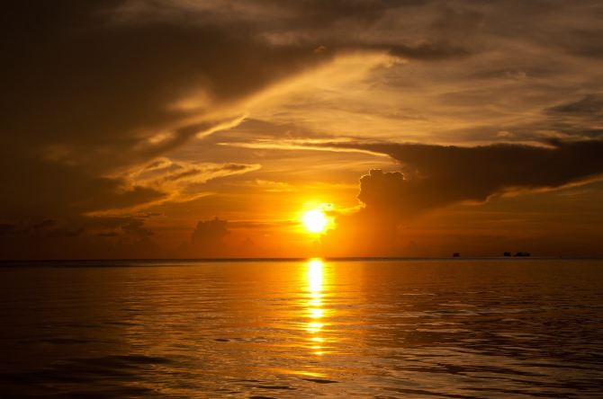 日落��b%�/i�k�y�_【i旅行】最美的日落在涛岛(完整篇!详细的攻略和美图