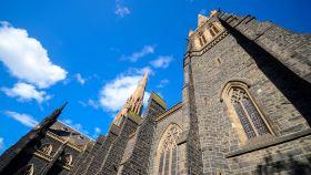 圣派翠克大教堂