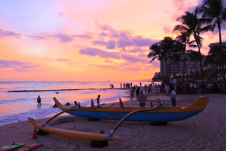 2012年5月夏威夷欧胡岛3天自驾游(所有图片均为原创)