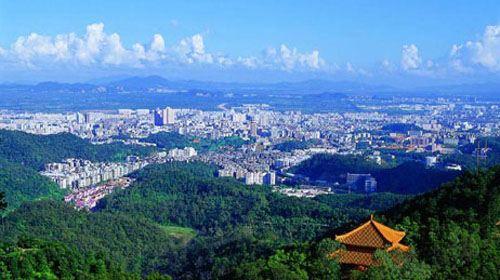 圭峰山风景区