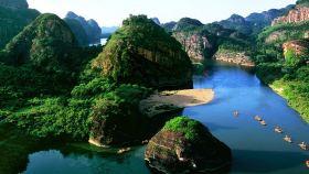 龙虎山风景区