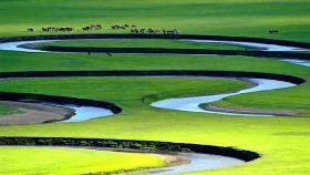 呼和诺尔草原旅游区