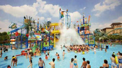 杭州暑期儿童游泳班