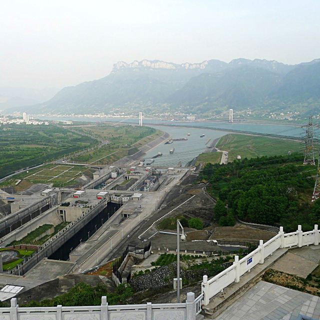 重庆市  长江三峡 - 海阔山遥 - .