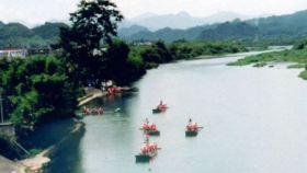 柳溪江漂流