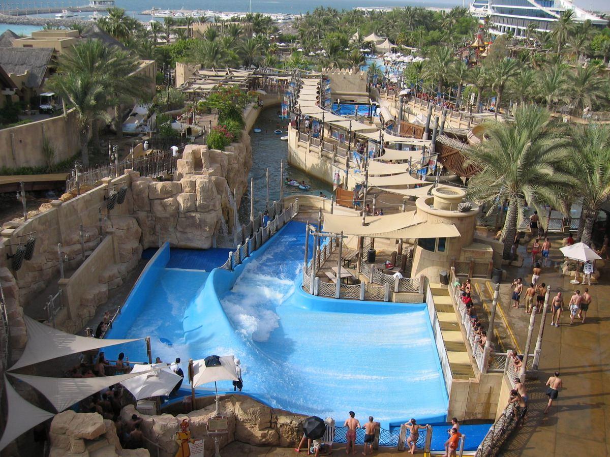 迪拜疯狂维迪水上乐园(Wild Wadi Water Park)