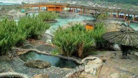 西部大峡谷温泉