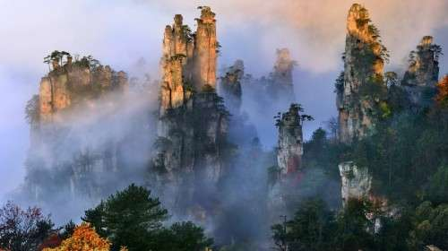 国家森林公园 aaaaa 景区 景点地址湖南省张家界市武陵源区 开放时间8
