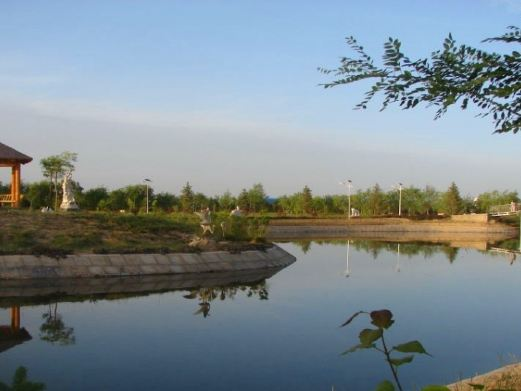 神州荒漠野生动物园 武威沙漠公园 西夏博物馆 白塔寺 天祝三峡 武威