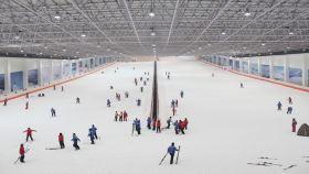 绍兴乔波滑雪世界