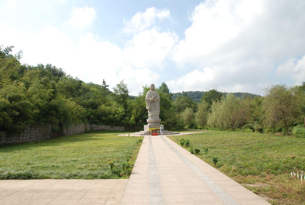 江苏行--盱眙铁山禅寺国家森林公园图片