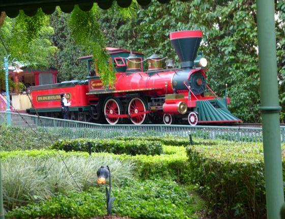 环园小火车~大概10分钟一圈