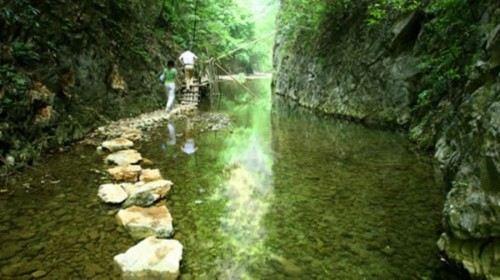 石泉风景图片,石泉旅游景点照片/图片/图库/相册