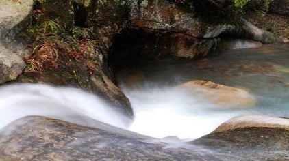 目连山森林公园大峡谷