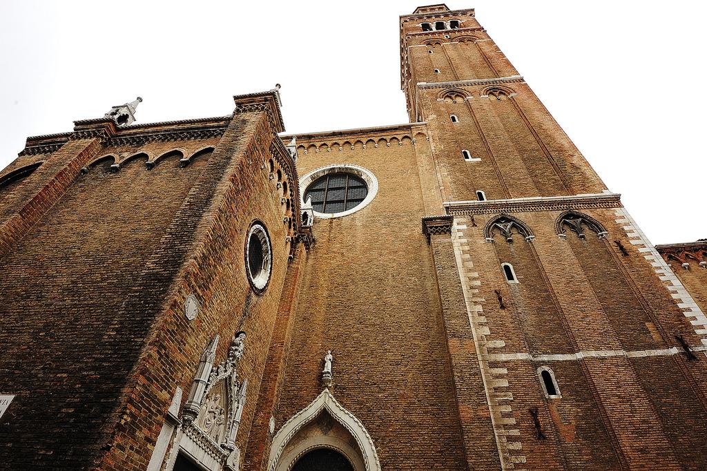 圣方济会荣耀圣母教堂  Basilica di Santa Maria Gloriosa dei Frari   -4