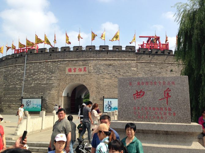北京至山东济南,泰安,曲阜旅游攻略