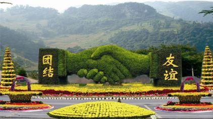 五脑山国家森林公园(第三届中国麻城菊花文化旅游节)