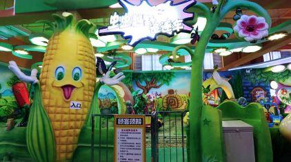 乐园分为成人区,儿童区两大主题乐园,以先进,刺激,大型游乐设备为核心