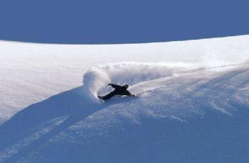 白云滑雪场,乌鲁木齐县白云滑雪场攻略/地址/图片