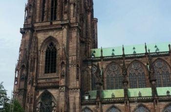 【携程攻略】Alsace斯特拉斯堡交通路线,怎么