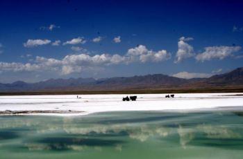 新疆盐湖城景区,乌鲁木齐新疆盐湖城景区攻略/地址