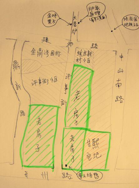青岛城南区地图