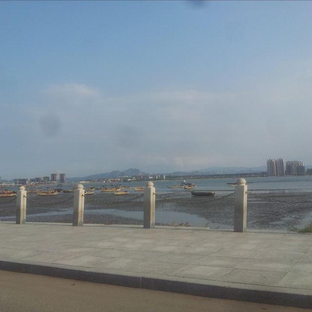 加游站#牟平养马岛跨海大桥