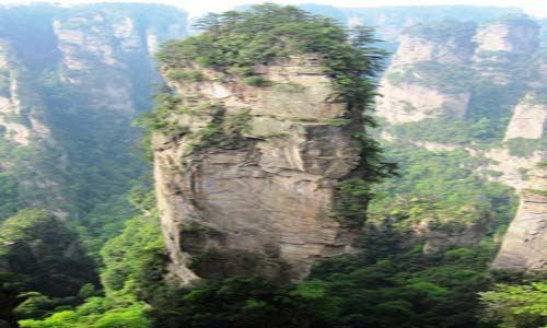 天子山风景区