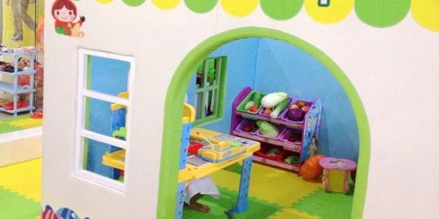 儿童益智游乐园