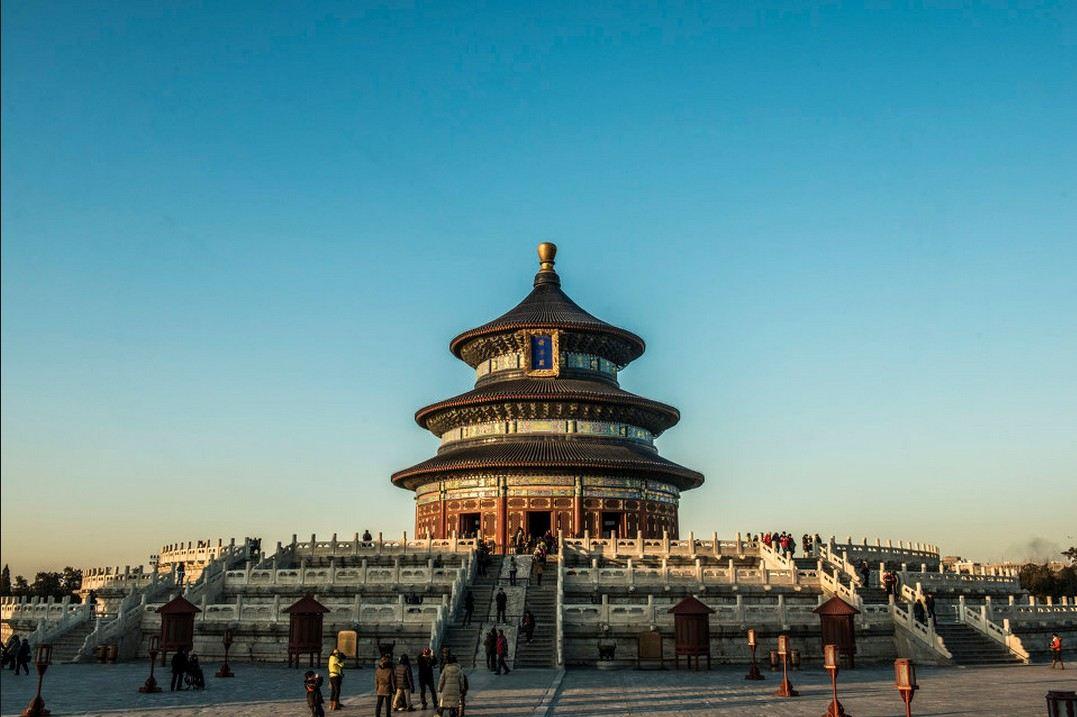 北京手绘旅游经典