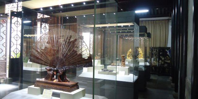 苏州工艺美术博物馆_苏州图片