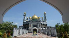 哈桑纳尔·博尔基亚清真寺