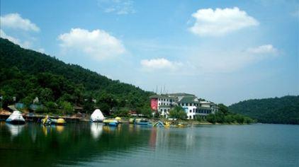 石燕湖生态公园门票图片